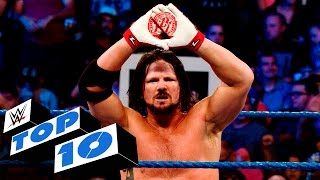 Nonton Top 10 Smackdown Live Moments  Wwe Top 10  Aug  23  2016 Film Subtitle Indonesia Streaming Movie Download