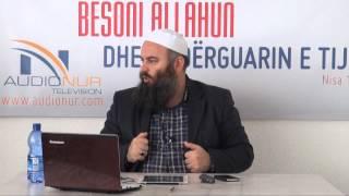 Beduini i cili u soll dhunshëm ndaj Pejgamberit Alejhi Selam  - Hoxhë Bekir Halimi