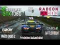 RX 480 vs GTX 1060 Test in 7 Games (i5 6600k)