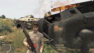 Hoy en GTA V nos meteremos de lleno en el trafico de armas pero de buen rollito xD espero que os guste mucho y lo paseis...