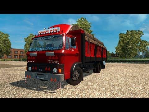 Ford Cargo D1210 v2.4