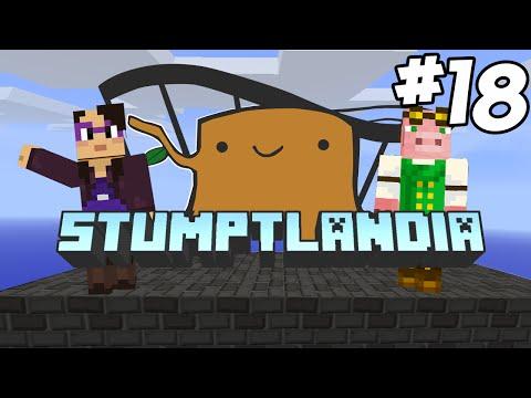 Stumptlandia – Agrarian Skies – #18 – Teleporting Ghost Chairs!