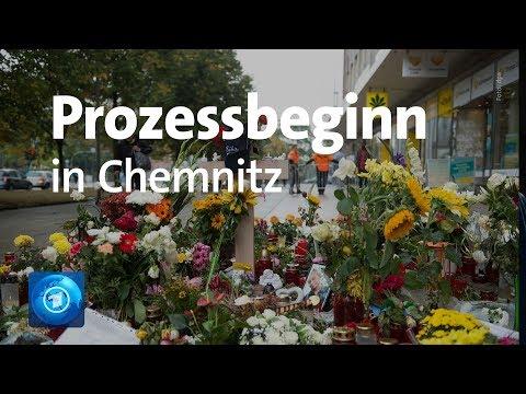 Prozessbeginn: Tödlicher Messerangriff auf 35-jährigen in Chemnitz vor Gericht
