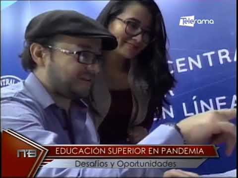 Educación superior en pandemia desafíos y oportunidades