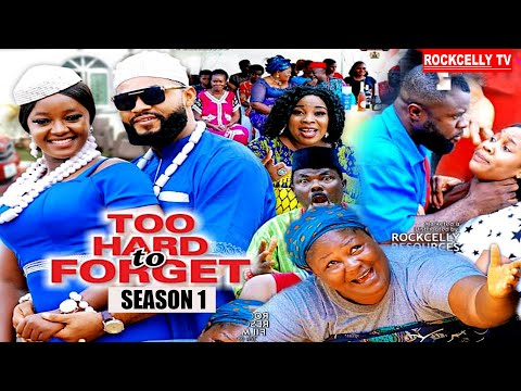 TOO HARD TO FORGET  (SEASON 1) -WEEKEND BLOCKBUSTER- LUCHI DONALDS  Latest 2020 Nollywood Movie ||HD