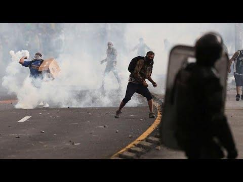 Ecuador: Über 300 Festnahmen nach Ausschreitungen