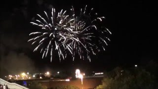 Timaru New Zealand  city pictures gallery : 2015/2016 New Years Fireworks at Timaru, New Zealand