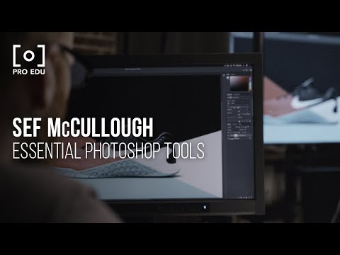 The Essential Tools of Adobe Photoshop Master Trailer from PRO EDU