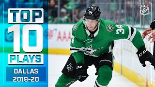 Top 10 Stars Plays of 2019-20 ... Thus Far | NHL by NHL