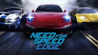 Видео к игре Need for Speed EDGE из публикации: Need For Speed EDGE - Анонс ЗБТ и другие новости с G*Star 2015
