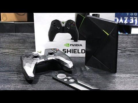 NVIDIA Shield (2017) -- recenzja