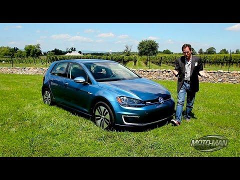 2015 VW e-Golf EV – First Drive