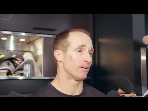 Drew Brees impressed with how Teddy Bridgewater is picking up the Saints offense
