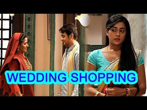 Whom is Shraddha shopping for?