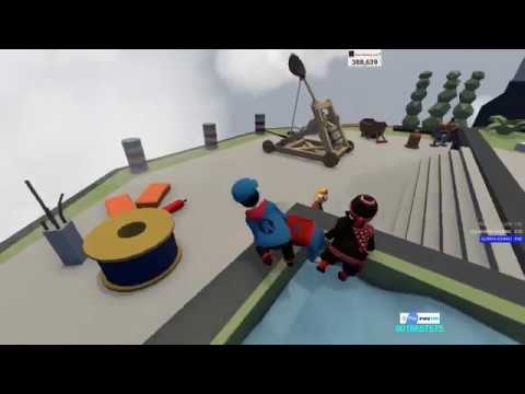 [Hindi] Human Fall Flat Funny Game | LET'S HAVE SOME FUN#2