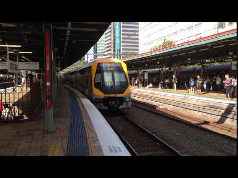 Sydney Millennium Train (4GT)