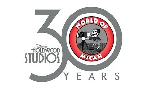 30 years of Disney's MGM & Hollywood Studios | A look back at opening year 1989! (WORLD OF MICAH)