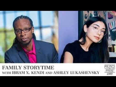"Ibram X. Kendi and Ashley Lukashevsky, ""Antiracist Baby"""