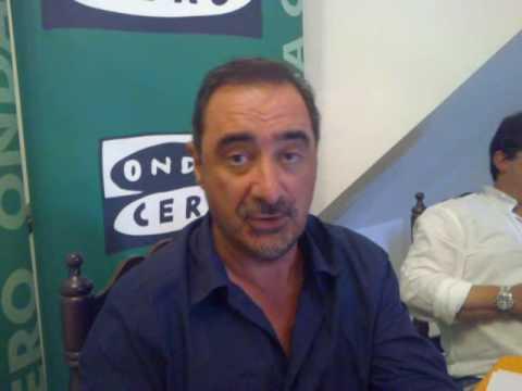Dedicatoria de Carlos Herrera a los Fosfonautas.