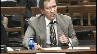 May 22, 2007 Select Committee Hearing: Economic Benefits Of Green Jobs