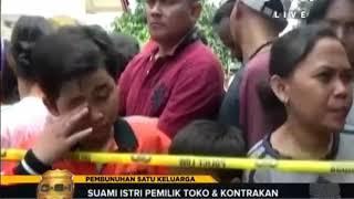 Download Video Suami Istri dan 2 Anak Ditemukan Tewas Dalam Rumah MP3 3GP MP4