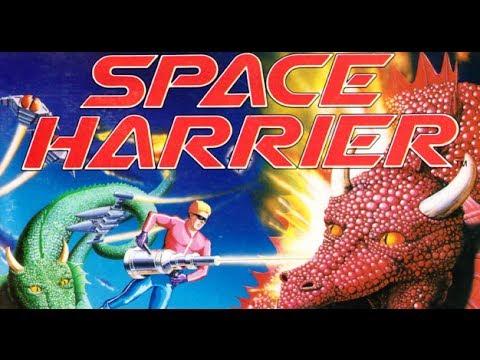 Vidéo integrale sur Space Harrier (Arcade)