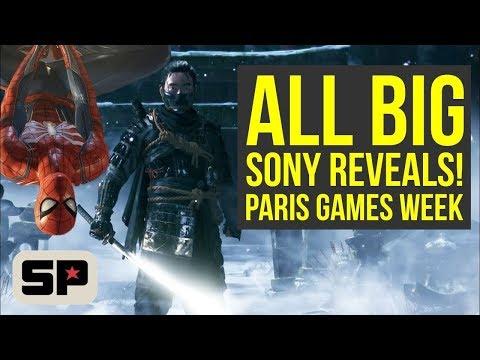 ТОП 20 НОВЫХ ОЖИДАЕМЫХ ИГР ДЛЯ PS4 ПОСЛЕ Paris Games Week 2017 (Игры 2017 - 2018)