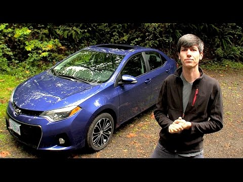2014 Toyota Corolla S – Review & Test Drive