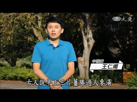 【中醫出任務─藥草小學堂─王仁甫中醫師】20201108薑
