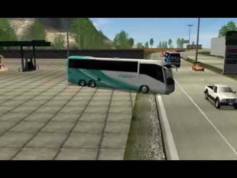 Extreme AI Traffic Bus - 18 WoS Haulin Mod Bus México 2013