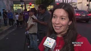 Vigilia en menoría el menor Jesse Romero – Noticias 62 - Thumbnail
