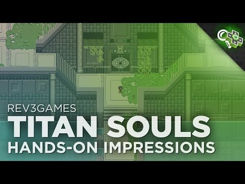 Titan Souls Playstation 4