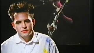 That Was Then This Is Now - The Cure (Interviews only) 1988