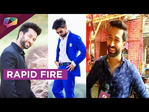 Nakuul Mehta's Laugh-Riot Rapid Fire