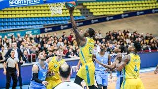 Hightlits of the match VTB United league: «Astana»— «Zenith»