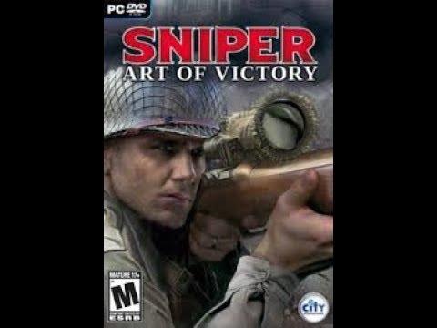 sniper art of victory تحميل لعبة