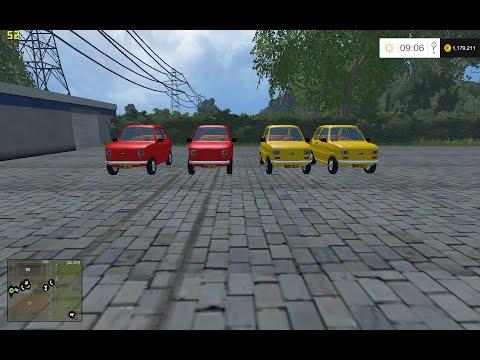 Fiat 126p v1 (KMP Team)