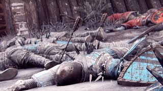 For Honor: Season 4 Official Frost Wind Festival Launch Trailer
