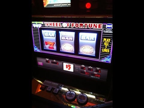 IGT – $5 Triple Diamond WOF Slot Machine ~HANDPAY~JACKPOT~HUGE WIN~