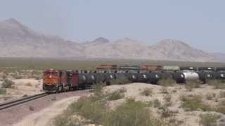Goffs (NS) Canada  city photos : NS 1070 Wabash Heritage Loco In the Mojave Desert Pt. 2
