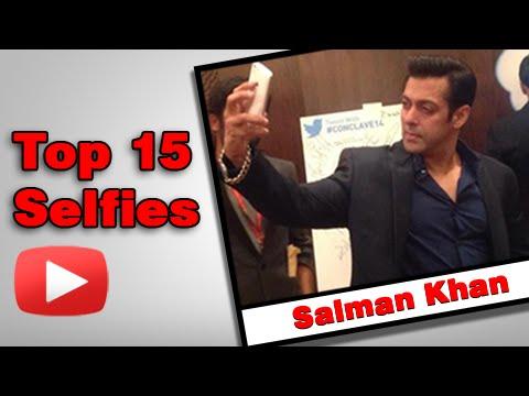Top 15 Salman Khan Selfies
