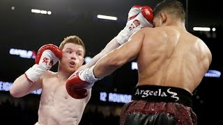 Hey boxing fans ! I hope you will enjoy this one  and yeah the soundtrack was already use in one of my other highlights. But I just feel this song go well with this fight.  Saul Canelo Alvarez vs Amir KhanSoundtrack: Plunkett and Macleane - Suite