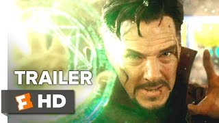 Doctor Strange - Official Trailer 1 (2016)