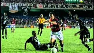 Flamengo 4 x 0 Vasco - Brasileiro 2000