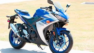 4. 2015 Yamaha R3 Test Ride