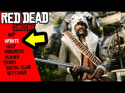 How to Unlock Naturalist Role in Red Dead Online! Secret Tips & Tricks for Easy Money and Levels!