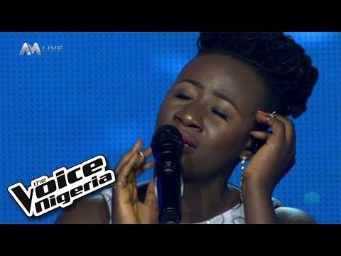 """Annie C - """"No Ordinary Love"""" / Live Show / The Voice Nigeria Season 2"""