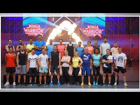 Ninja Warrior Germany                  Beatrice Egli Vs. Mario Basler