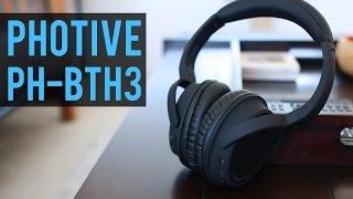 Video Photive PH-BTH3 Bluetooth Headphones Review MP3, 3GP, MP4, WEBM, AVI, FLV Juli 2018