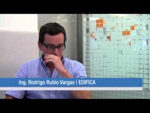 EI PRO: LEAN CONSTRUCTION -- Entrevista al Ing. Rodrigo Rubio | EDIFICA (видео)